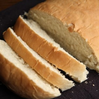 Soft Amish White Bread