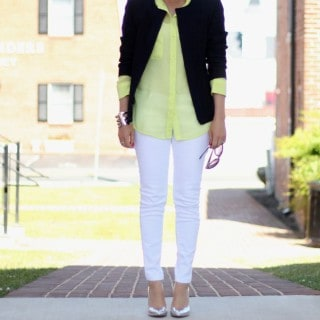 Easy DIY – Straight Jeans to Skinny Jeans