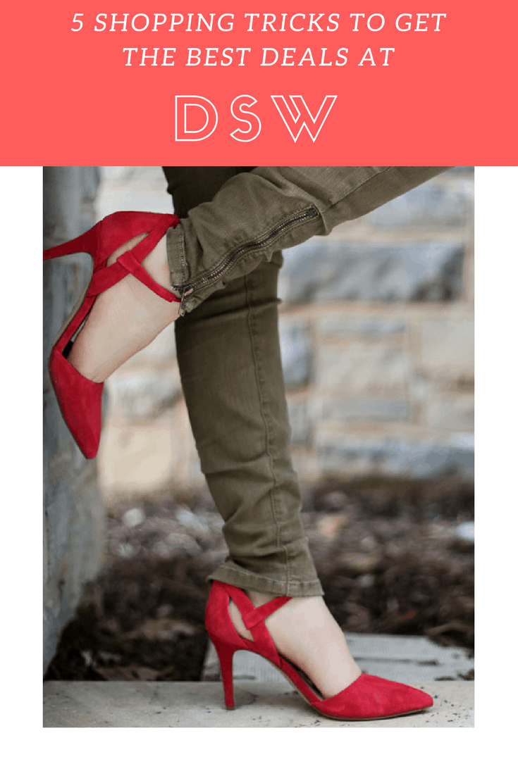 5 shopping tricks to get the best deals at DSW