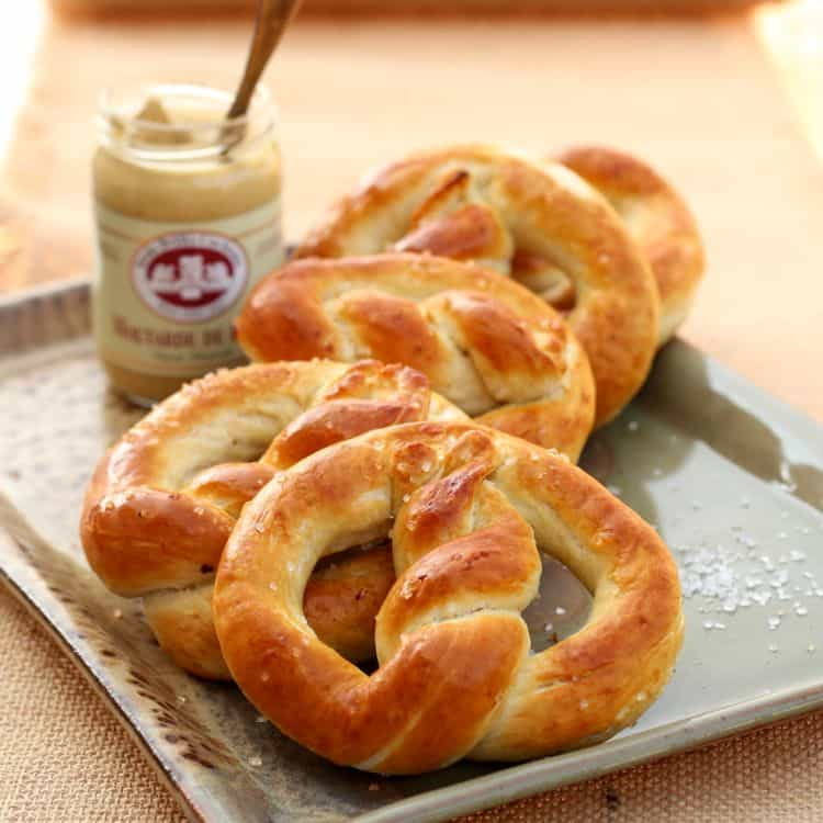 homemade pretzels recipe oktoberfest