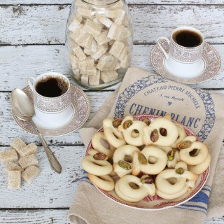 Ghraybeh: Middle Eastern Butter Cookies