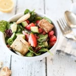 Lebanese Food | Fattoush Recipe