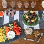 How to Set Up the Perfect Holiday Party Snack Bar