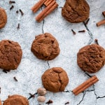 Molasses Cookies: Spiced and Spiked