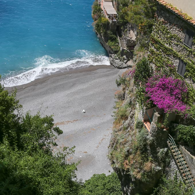 How to Vacation & Avoid the Crowds in Positano