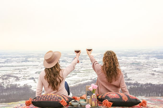 How to Create the Perfect Boho Picnic