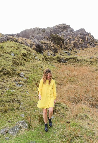 The Little Yellow Dress