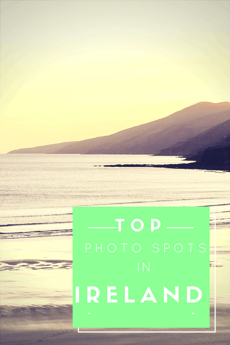 Top Photo Spots in Ireland