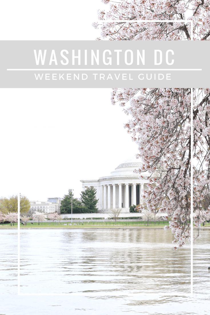 Things to Do in Washington DC - Weekend Travel Guide
