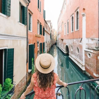 Exploring Italy in Florals | Moon River Edition
