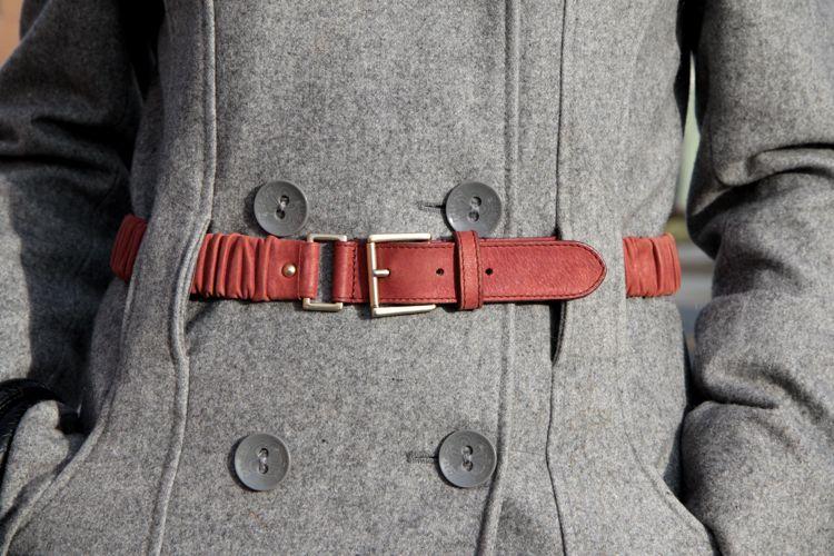 Different Ways To Wear A Belt