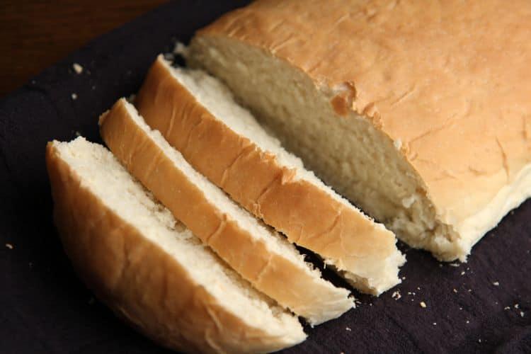 Soft Amish White Bread