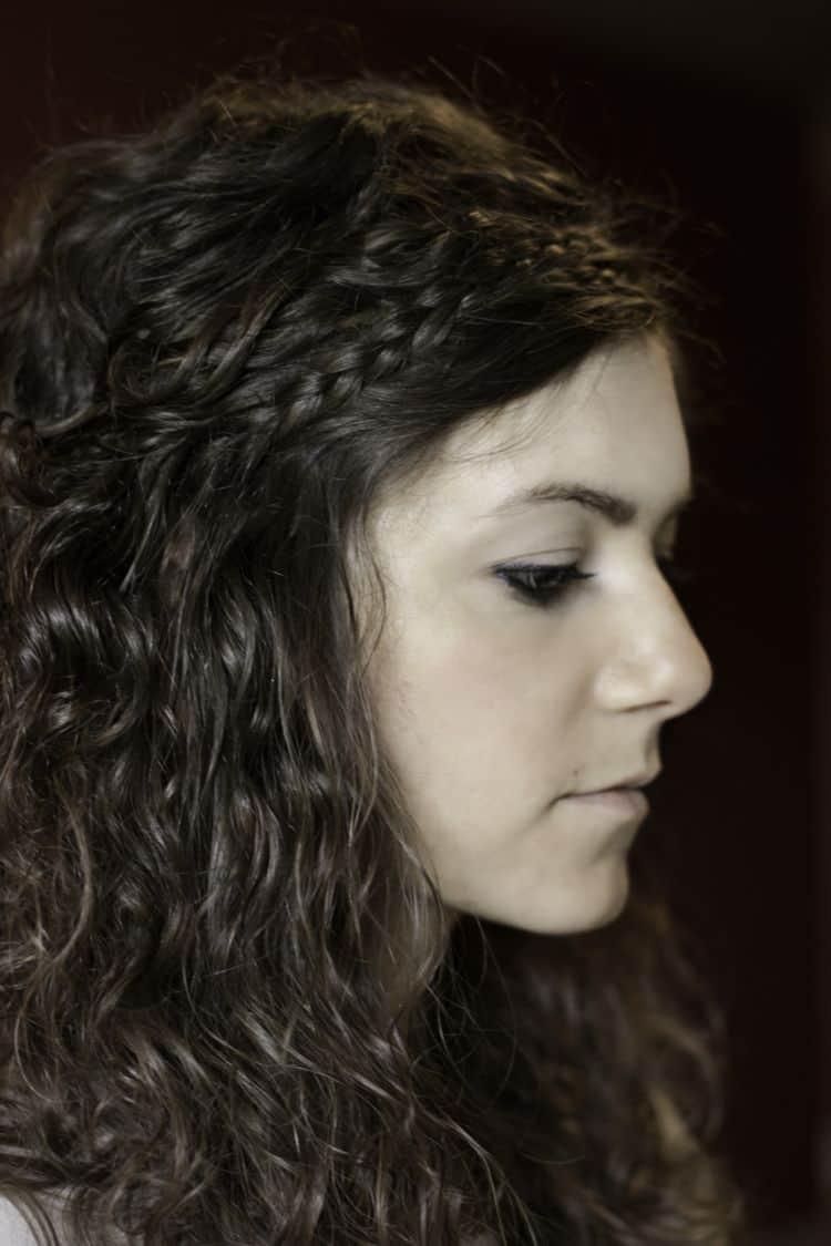 boho braids hair