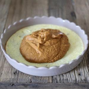 Layered Pumpkin Cheesecake Recipe