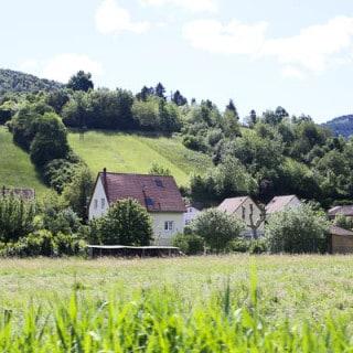 Layered Ruffles {Colmar, France}