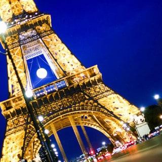Paris {Eiffel Tower + Champs-Élysées}