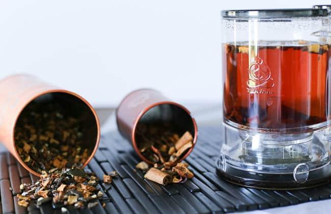 Fall Themed Tea