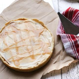 Double Crusted Pumpkin Pecan Pie