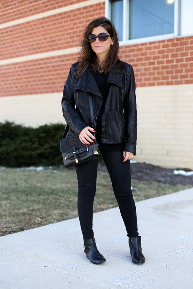 How To Style An All Black Outfit Fashionedible