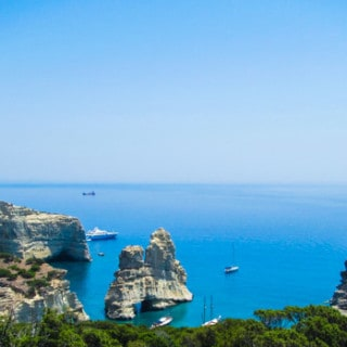 Milos, Greece   How to Reach Kleftiko Beach on Foot