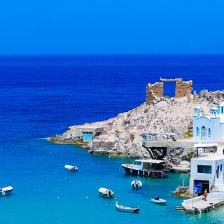 Top Beaches in Milos Greece
