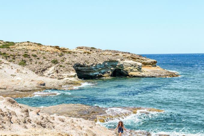 Best Beaches in Milos Greece