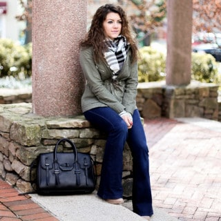 Bundled: Plaid + Olive