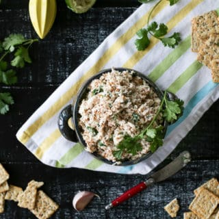 Cilantro Lime Tuna Salad