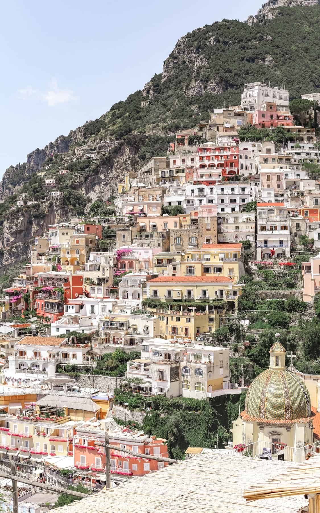 How to avoid the crowds in Positano