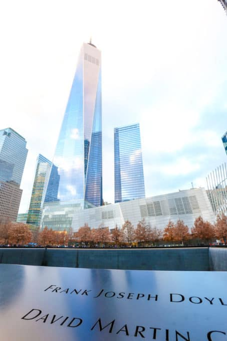 World Trade Center area