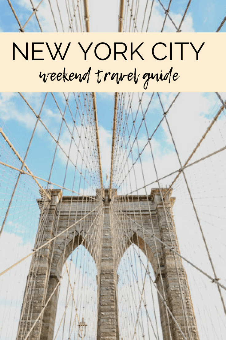 New york city weekend travel guide where to stay and for New york city things to do this weekend