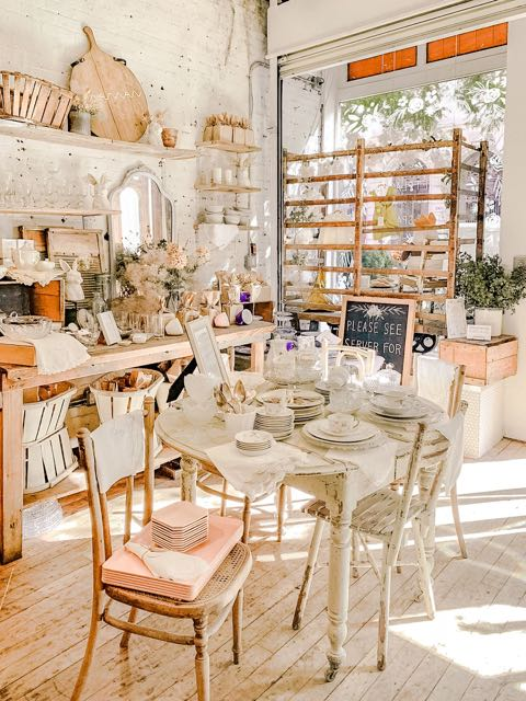 cute home decor shop in NYC