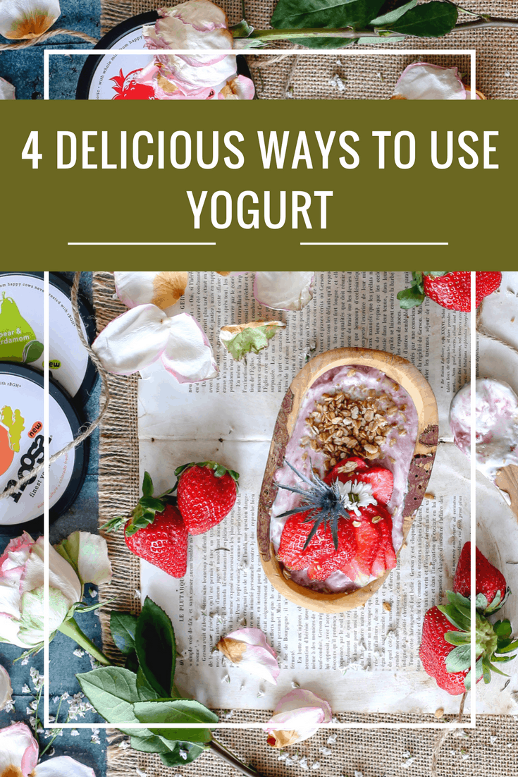4 Delicious Ways to Eat Yogurt including Noosa's new flavor