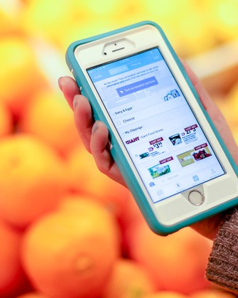 Flipp: the app that makes grocery store shopping easy!