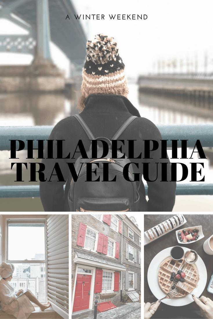 Winter Weekend Philadelphia Travel Guide