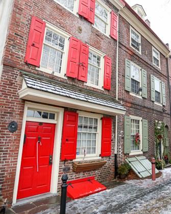 winter Philadelphia weekend travel guide