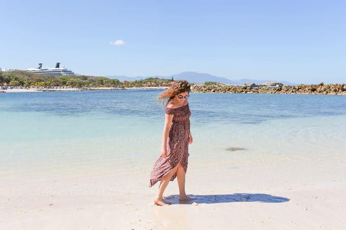 Caribbean cruise beachwear