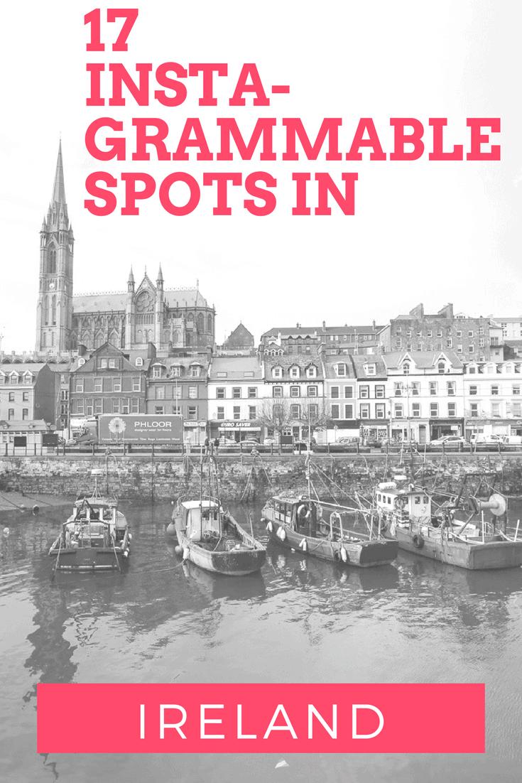 17 Instagrammable spots in Ireland