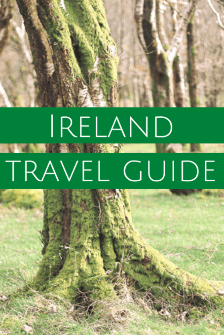 7 day itinerary in Ireland - a travel guide with restaurant & hotel recommendations