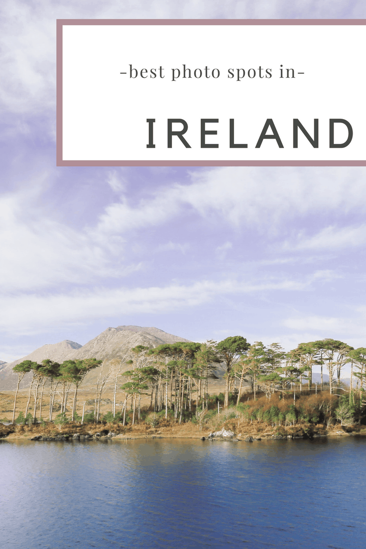 best photo spots in Ireland