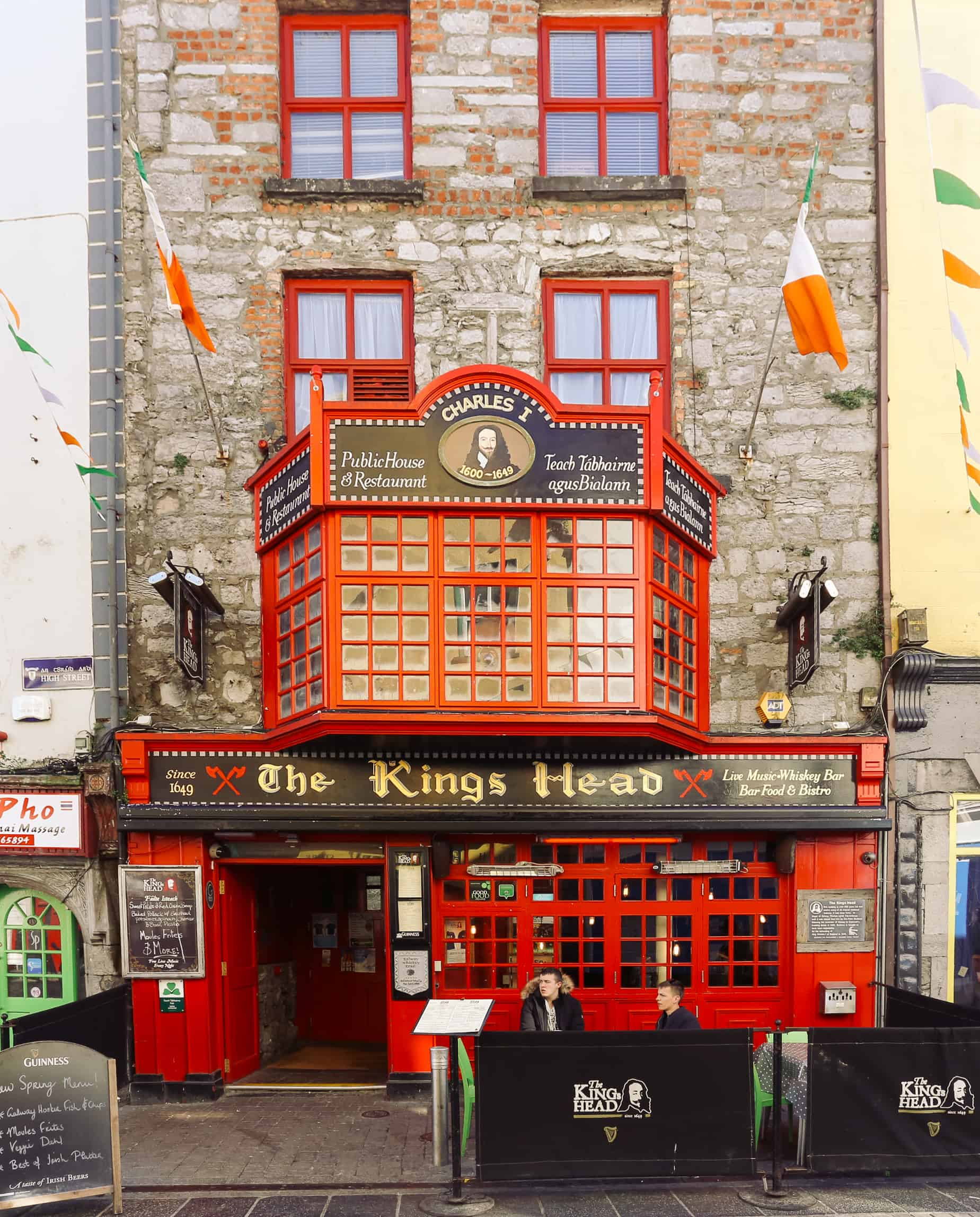 Travel Guide Galway Ireland