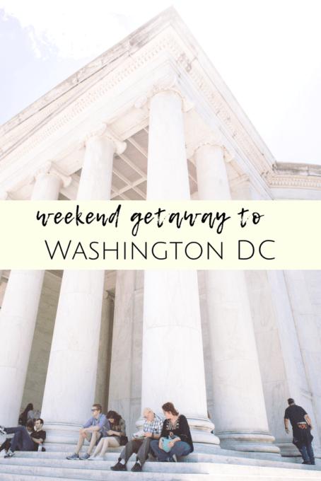 weekend getaway to Washington DC-2