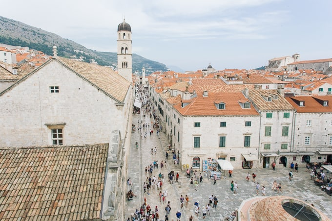 Cruising Itinerary Around the Adriatic and Italy