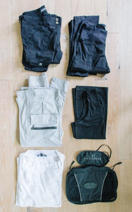 Traveling Lightly With Anatomie Grace J Silla