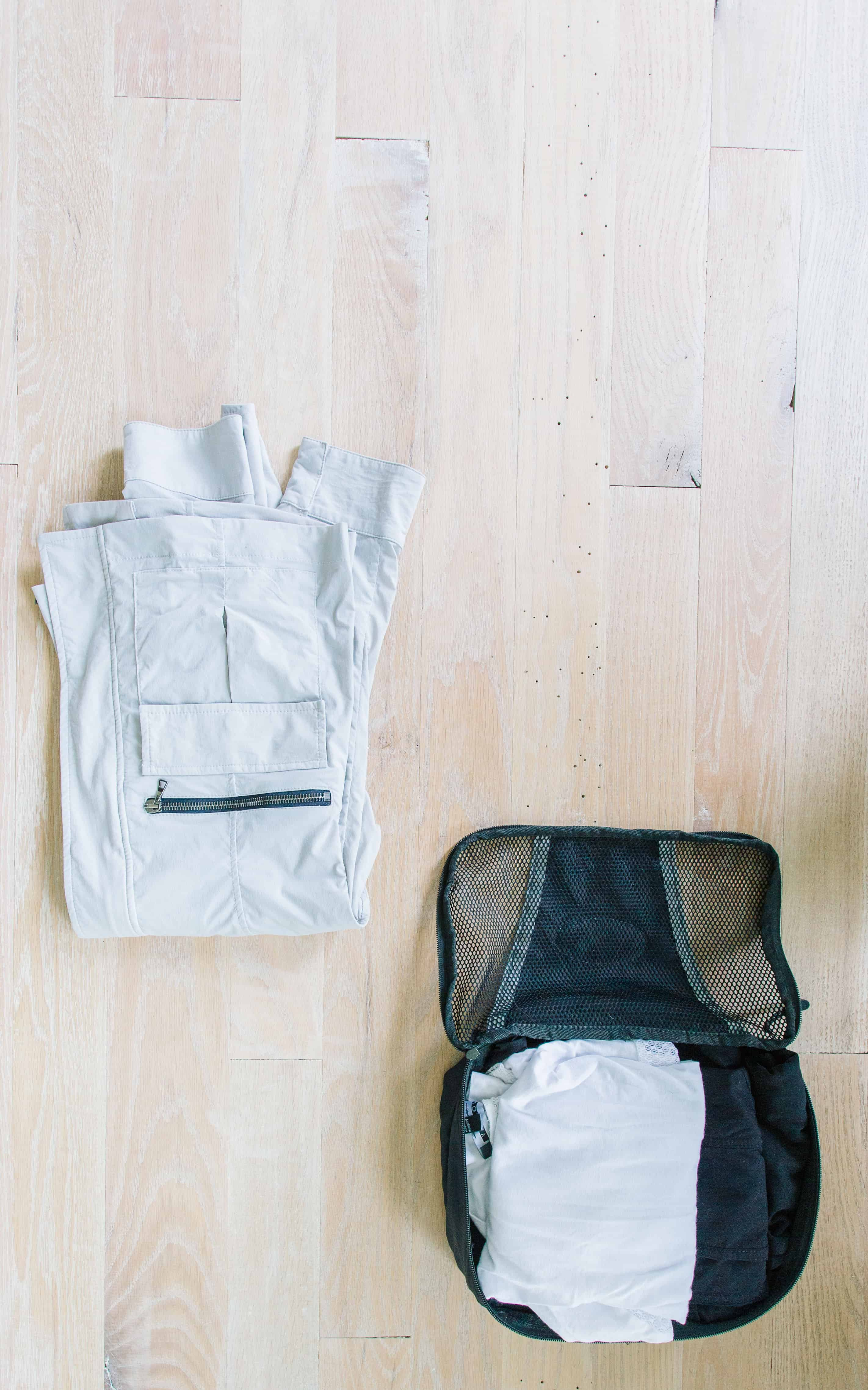 Traveling Lightly with Anatomie
