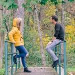Fall 2017: Australian Boots Yellow Puffer Jacket