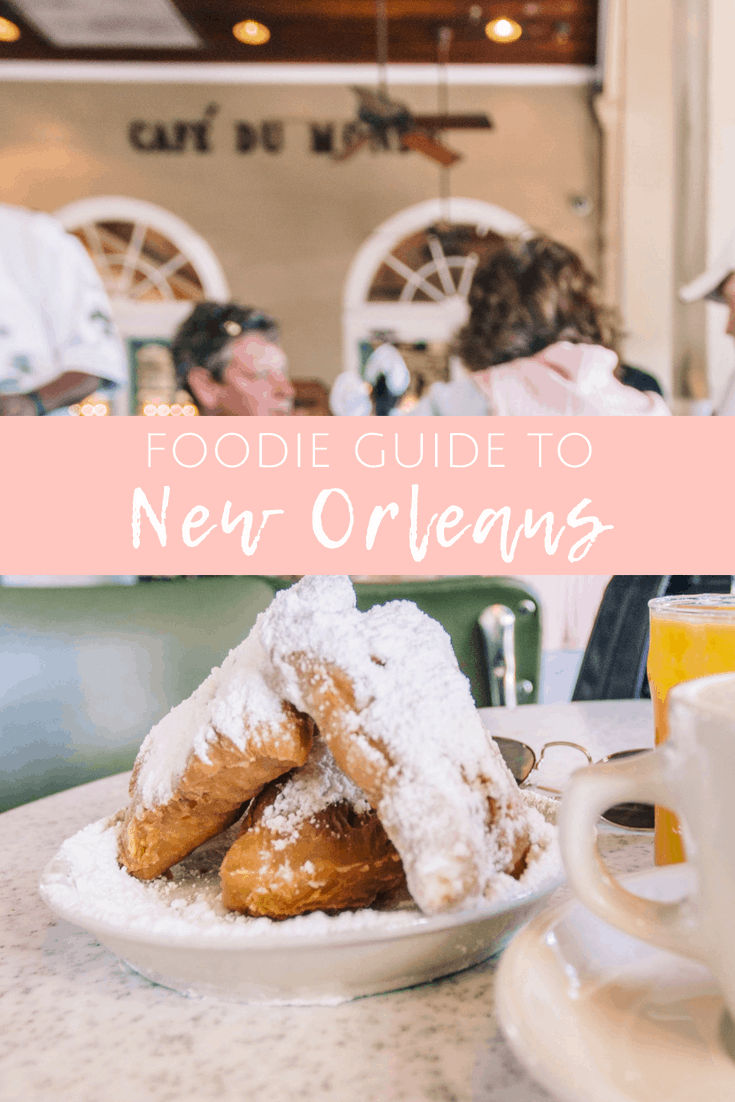 Foodie Guide to Louisiana's New Orleans