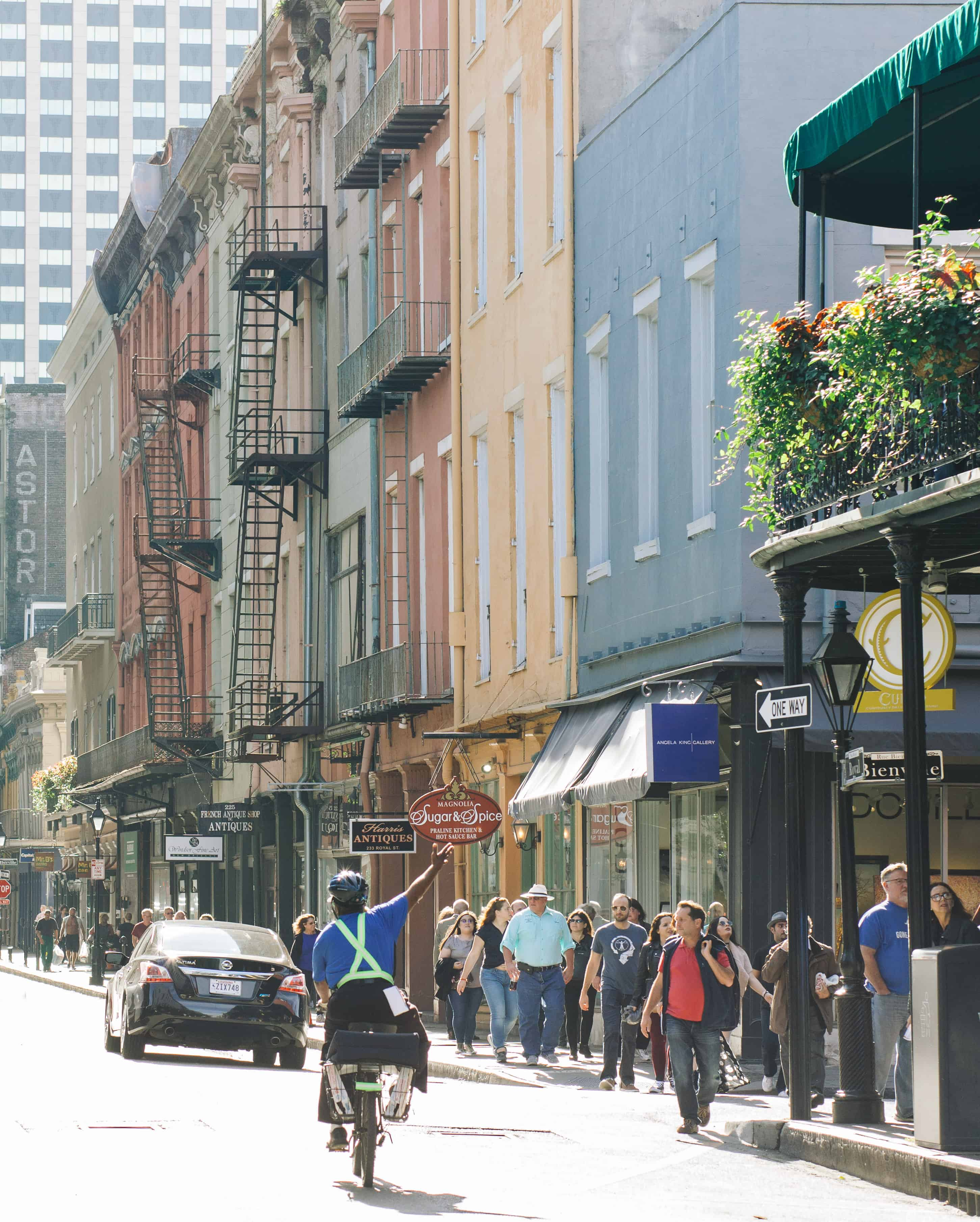 Top Photo Spots near the French Quarter