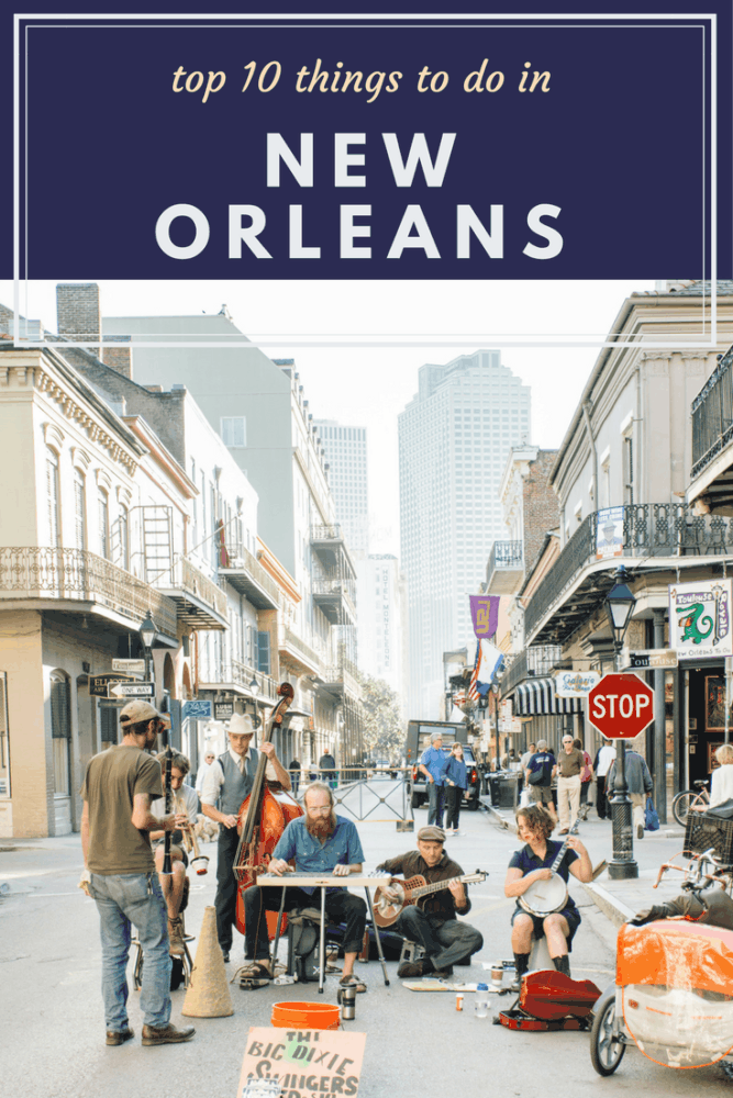 Top 10 things to do in new orleans fashionedible for Things to do in mew orleans