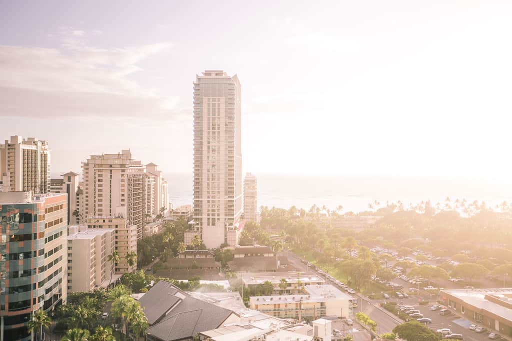 Ritz Carlton Waikiki Hotel Review